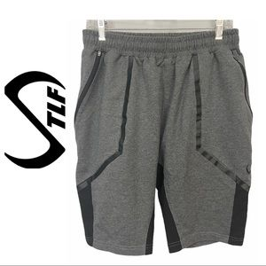 TLF Men's Grey Shorts